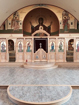 St. John Chrysostom Antiochian Orthodox Church, York, PA