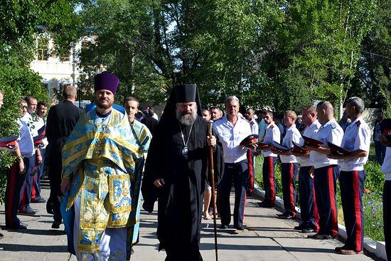120 лет храма св.Троицы в Караколе (Кыргызстан)