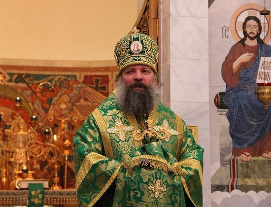 Bishop Pitirim of Dushanbe and Tadjikistan