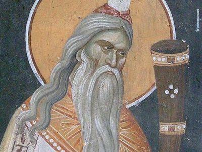 Что значит святой? Вспомним пророка Самуила