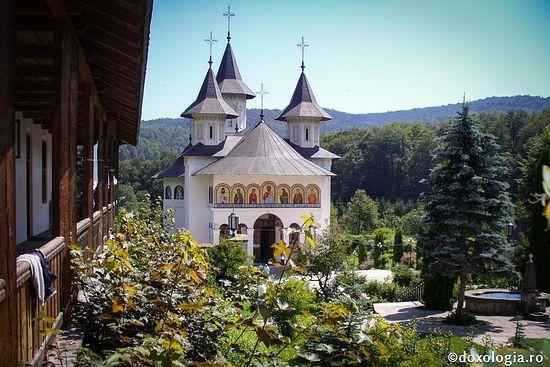 Монастырь Сихастрия в наши дни
