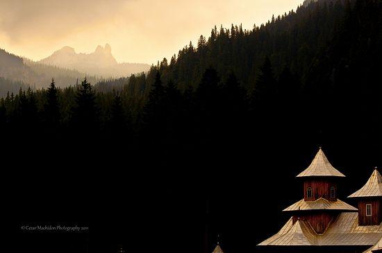 Монастырь Сихастрия. Фото: Cezar Machodon
