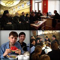 В Сретенской духовной семинарии начался новый учебный год