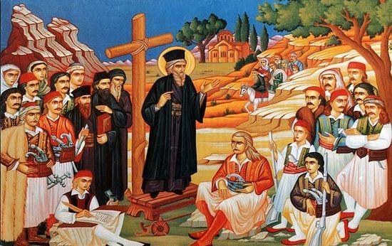Проповедь святого Космы