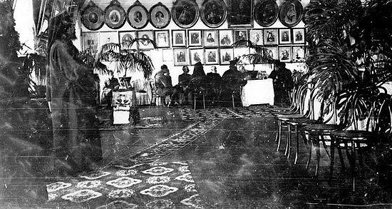 183. Царские покои («Царский архондарик»). Зал торжественных приемов