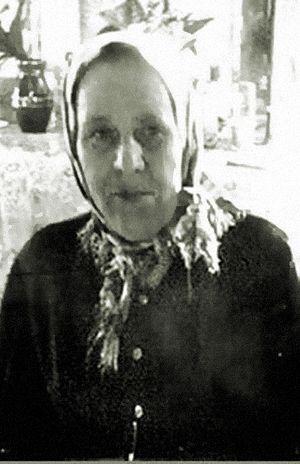 Параскева Дмитриевна Солнцева