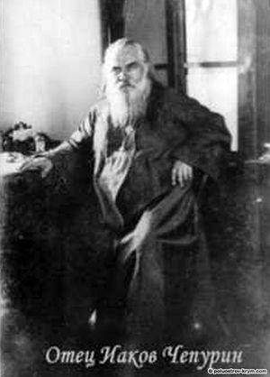 Протоиерей Иаков Чепурин