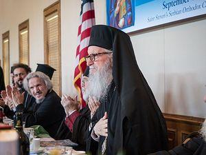 His Eminence Archbishop Demetrios