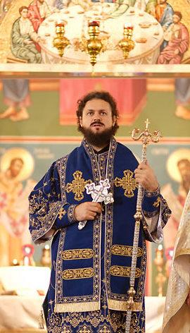 His Grace Bishop Maxim