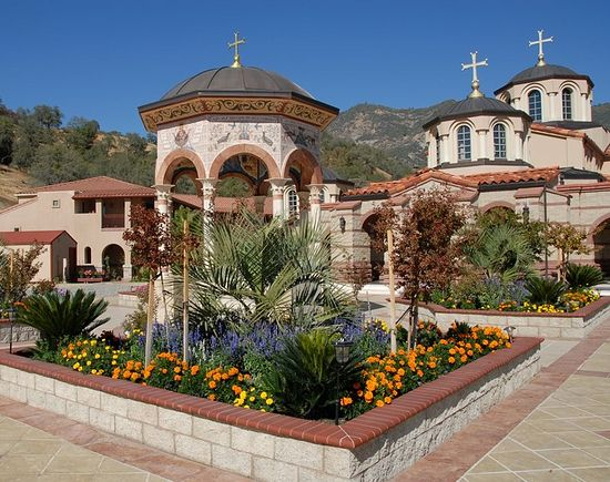 Convent of the Life-Giving Spring, Dunlap, California