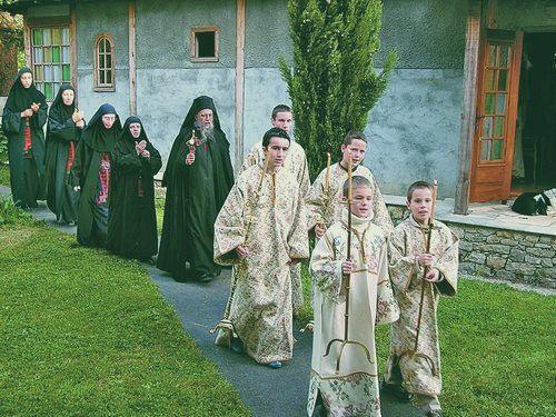 Монастырь Преображения Господня в Террасоне