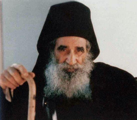 Старец Арсений Пещерник