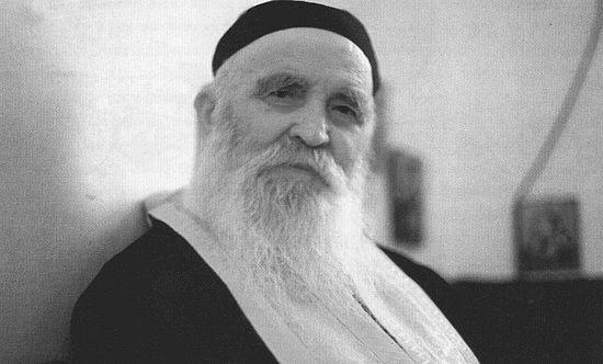 Старец Филофей (Зеравкос)