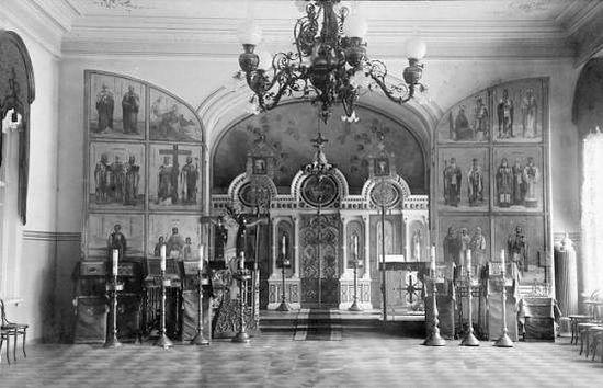 Храм в честь святого благоверного князя Александра Невского