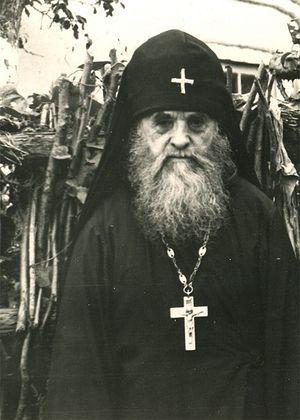 Схиархимандрит Серафим (Романцов