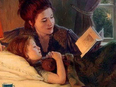 Уложить детей спать: время воспитания, образования и единомыслия