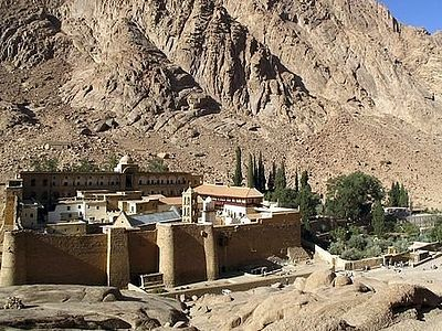 Египет: монастырь святой Екатерины на Синае находится в трудном положении