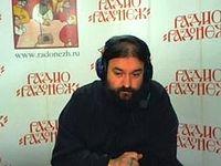 Прямой эфир на радио «Радонеж». Ответы на вопросы слушателей