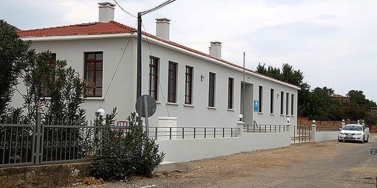 The Private Rum Gökçeada Middle and High School is scheduled to open on Sept. 28 with 10 students for the first time since closing 40 years ago.