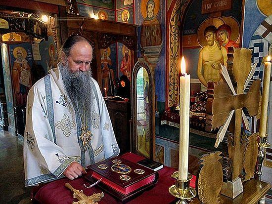 Епископ Будимљанско-Никшићки Јоаникије