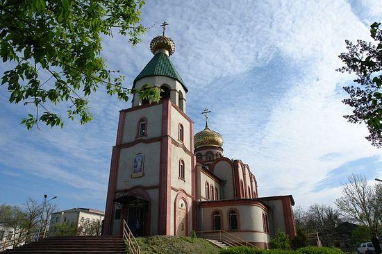 Свято-Георгиевский храм, Кизляр