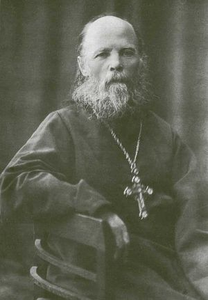 Archpriest Alexey Mechev of Moscow