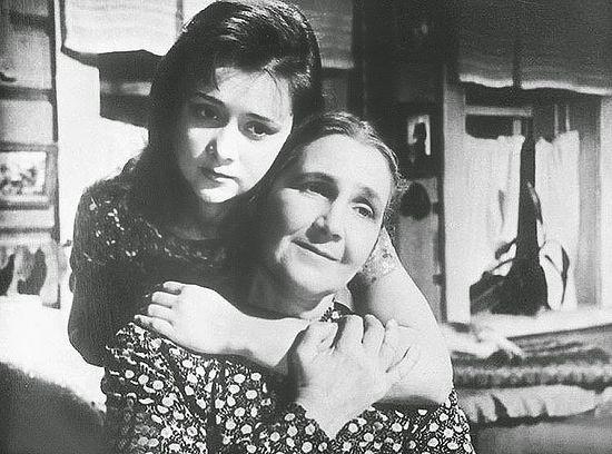 Кадр из х/ф «Отчий дом», 1959 г.