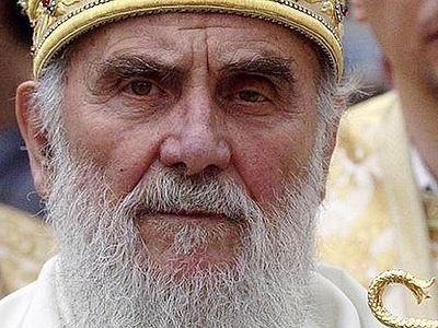 Сербский Патриарх: Время для визита Римского папы не пришло