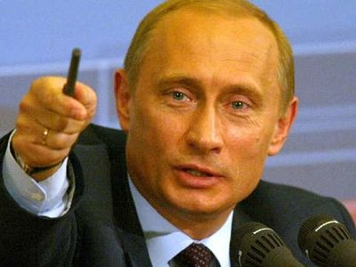 """Putin Defends Russia's Ban On Youth-Focused Gay Propaganda: """"I Believe We Should Leave Kids in Peace"""""""