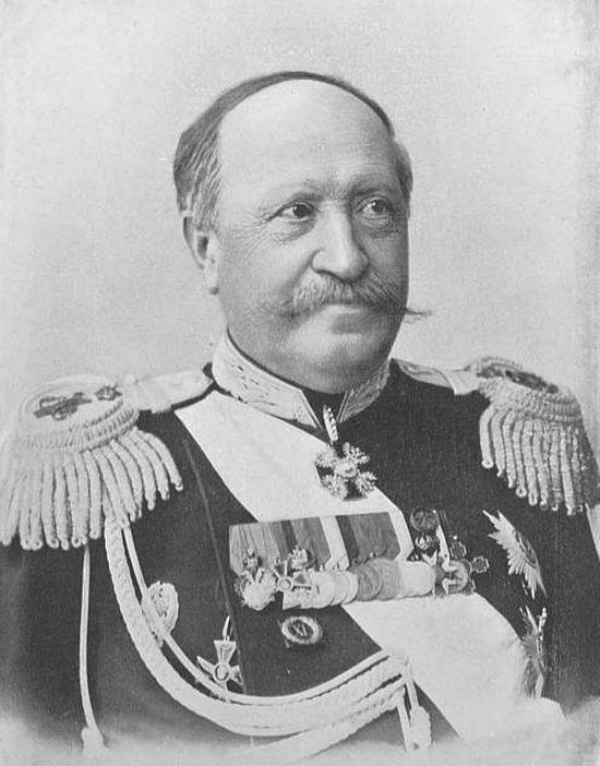Генерал-адъютант Н.П. Игнатьев.