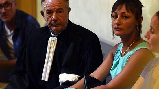 Сабрина в суде
