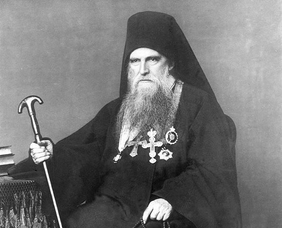 Схиархимандрит Макарий (Сушкин, 1820-1889)