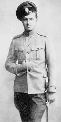 Сергей Иванович Шмелев, сын писателя