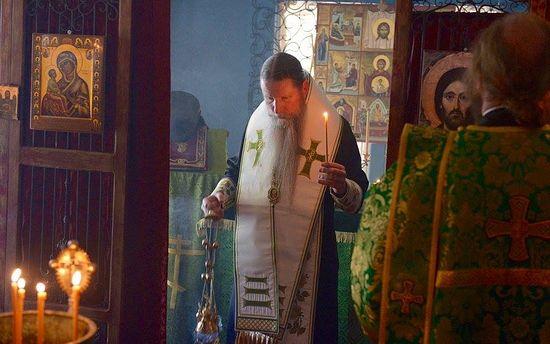 Архиепископ Сан-Францисский и Западно-Американский Кирилл
