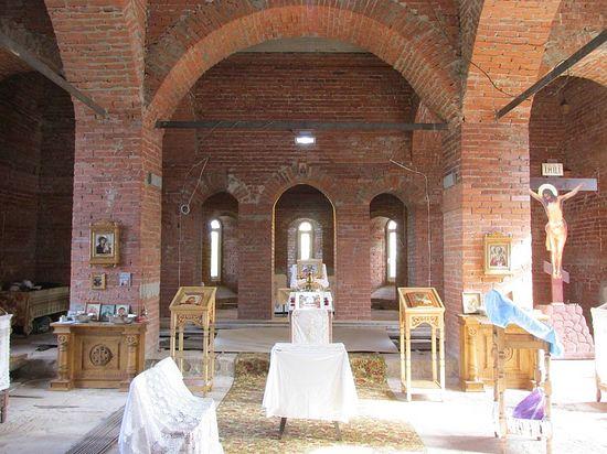 Восстанавливаемый храм
