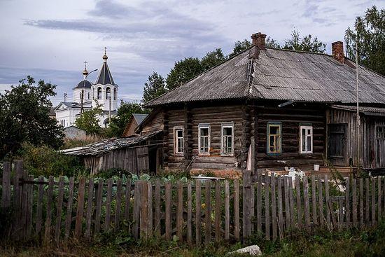 Преображенский храм в Спасово-Куркино