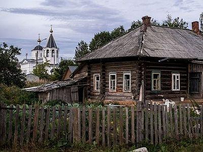 Преображение русского села немыслимо без храма
