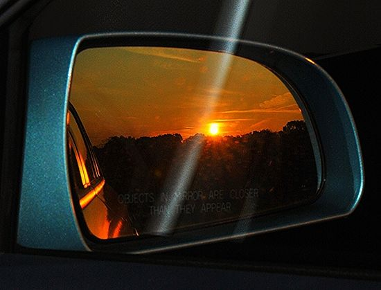 Chemo in the Rear View Mirror / OrthoChristian Com