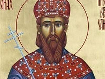 Преподобни Симон монах - краљ Српски Стефан Првовенчани