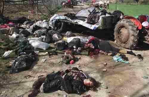 """Так натовцы """"устанавливали мир"""" в Косово"""