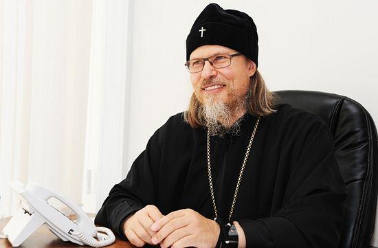Владыка Марк. Фото: пресс-служба Фонда поддержки строительства храмов города Москвы