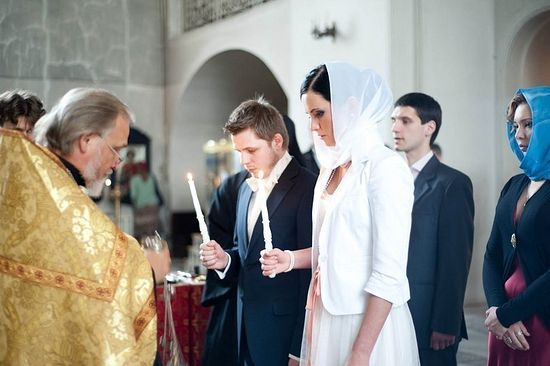 The Kapranovs' Wedding