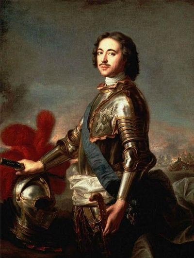 Император Петр I