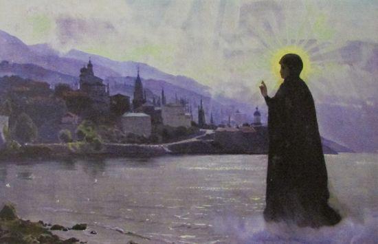 Чудесное явление Божьей Матери на Покров 1862 года