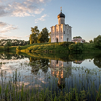 The Church of the Protection on the Nerl River celebrates it 850th anniversary!