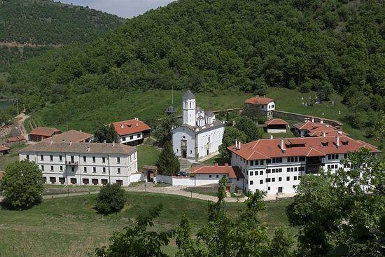 Prohor Pechinskii Monastery