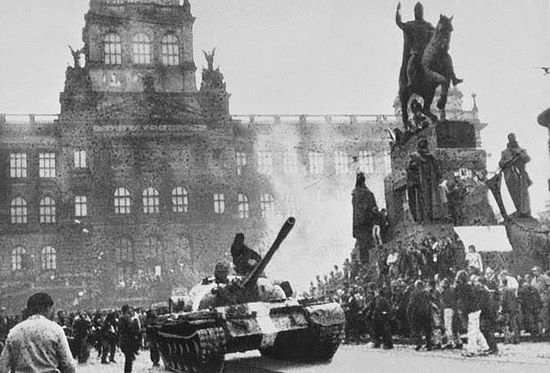 Prague, August 1968