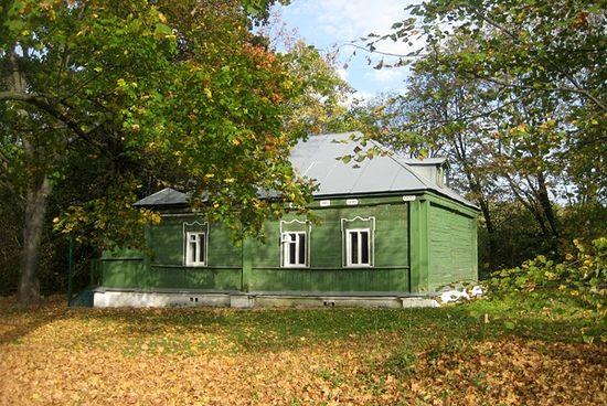 Флигель Достоевских