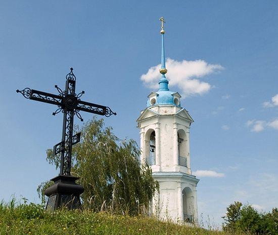 Курган славы. Фото: goroda.ziriz.ru