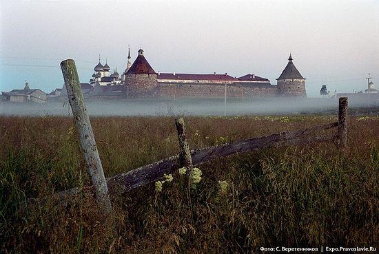 Соловки. Фото: С. Веретеников / Expo.Pravoslavie.Ru